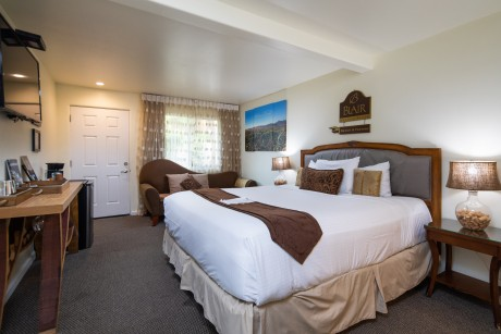 Vendange Carmel Inn & Suites: King Room